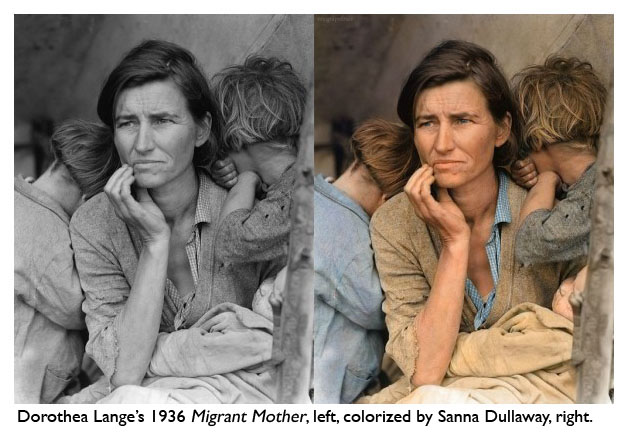 Colorizing History: An Interview with Sanna Dullaway | the ...