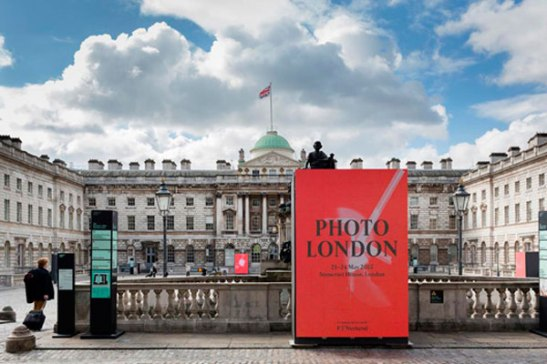 Photo London took place in London's Somerset House from May 21-24, 2015.