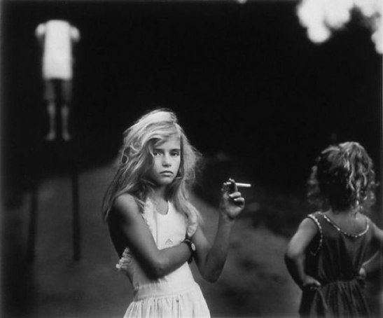 You can take an image like this and still doubt yourself. Image (c) Sally Mann