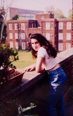 An early family portrait of Amy, photographer unknown. From Amy Winehouse: A Family Album