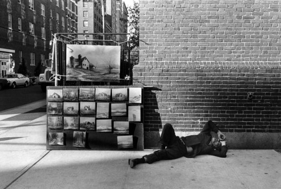Surf'n Turf, New York City, 1979, by Jill Freedman