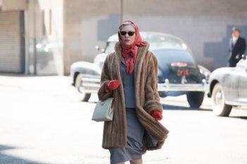Rooney Mara as frustrated sales clerk Therese Belivet in Carol